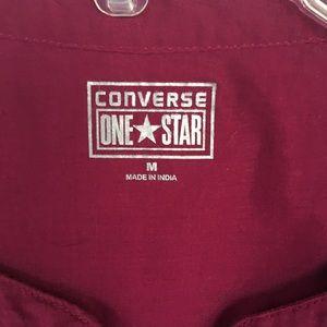 Converse Tops - Converse top women's size M